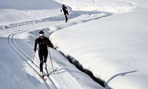 Langlaufen in Längenfeld
