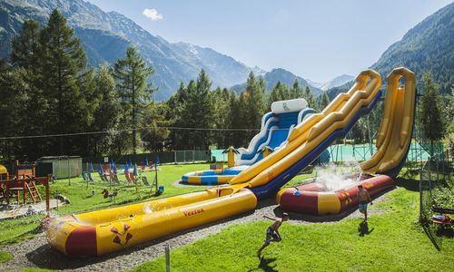 Funpark in Huben